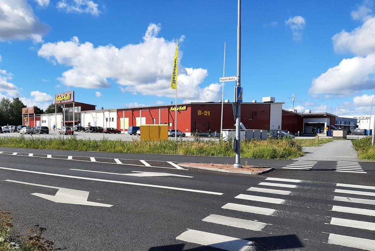 Halpahalli Turku
